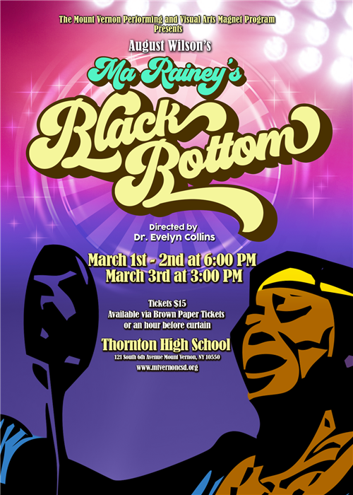 Nellie A  Thornton High School and Performing & Visual Arts