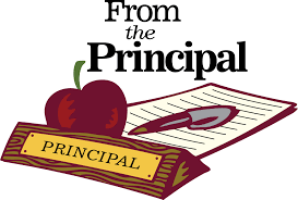 A Letter from the Principal