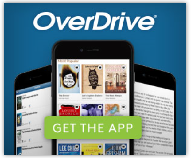 Overdrive E-Book Access