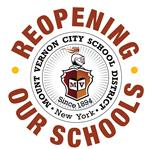 Reopening Our Schools graphic