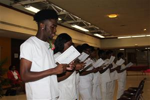 Eight Students Become Certified Nursing Assistants Through Mount Vernon High School