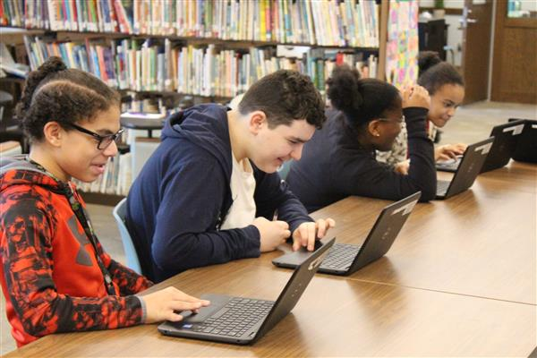 Students in District Take a Day to Enjoy Digital Learning
