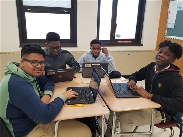 MVSA Celebrates Hour of Code 2018!